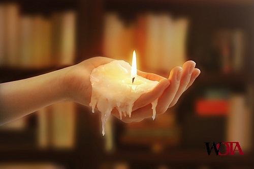 spiritual-candle