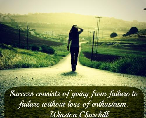 success-enthusiasm