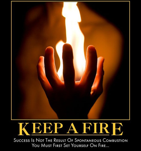 success-fire